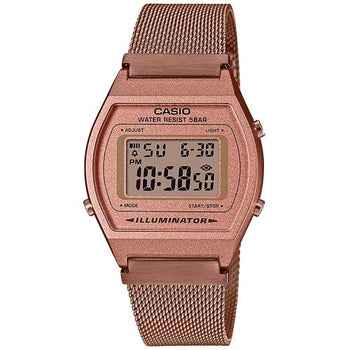 Casio Retro horloge B640WMR-5AEF (38MM)