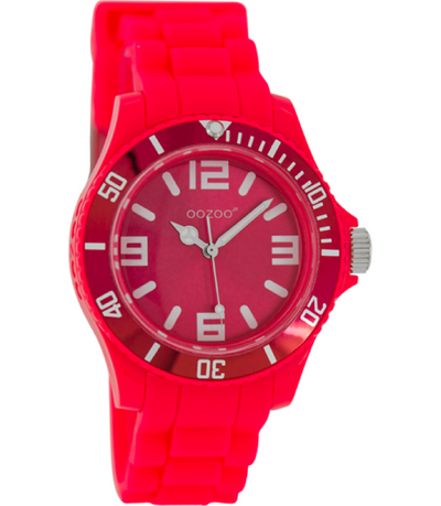 Oozoo Junior Horloge JR224 roze (38mm)