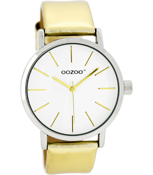 Oozoo Junior Horloge JR276 goud (40mm)