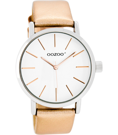 Oozoo Junior Horloge JR277 roze (40mm)