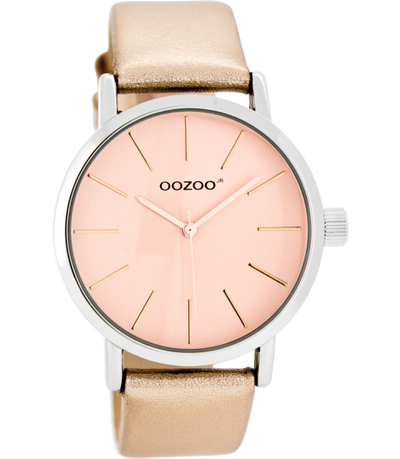 Oozoo Junior Horloge JR278 roze (40mm)