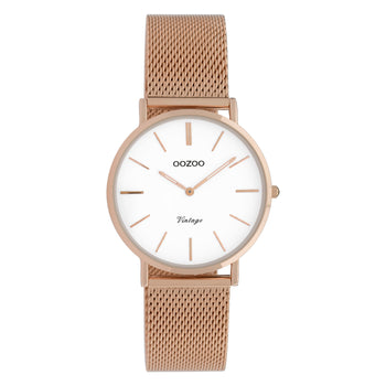Oozoo Dames horloge-C9917 rose (32mm)