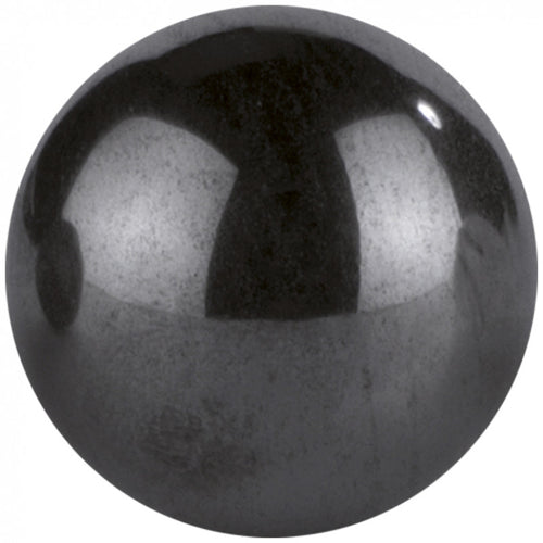 Melano Cateye ball 8/10/12mm Gemstone M08 ST Cateye Hematite