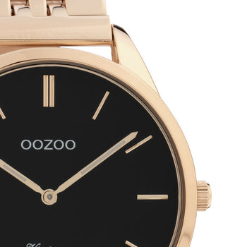 Oozoo Dames horloge-C9989 rose (38mm)