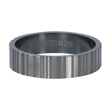 iXXXi invulring heren Barcode R09502 Antique (6MM)