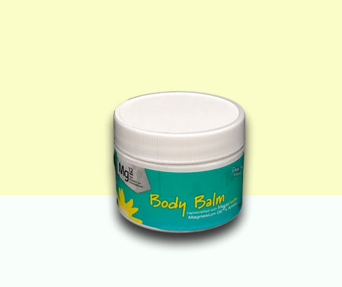 Mg12 MagneSoothe Body Balm - Small | 34g (e)