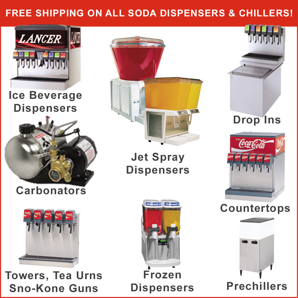 Beverage & Frozen Equipment