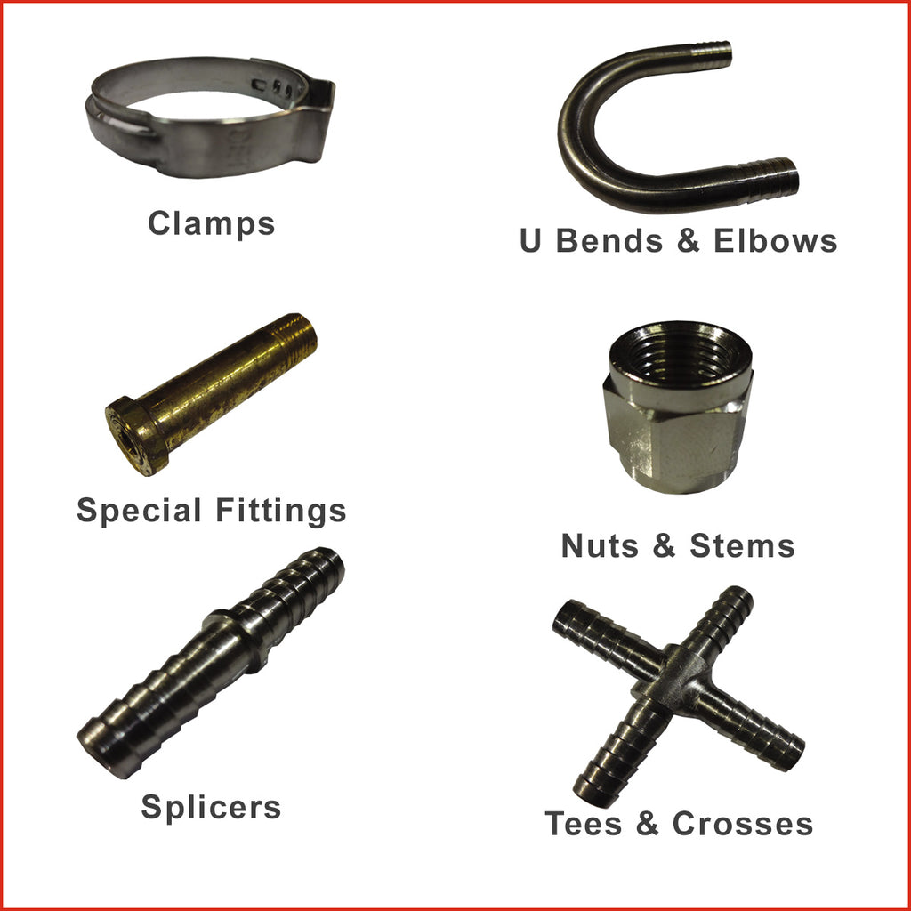 Fittings & Clamps