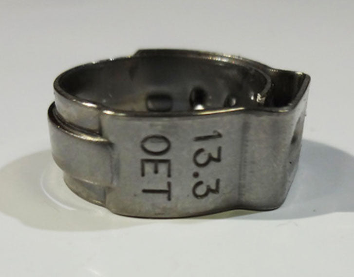 13.3 Stepless Stainless Clamp (Quantity/100)