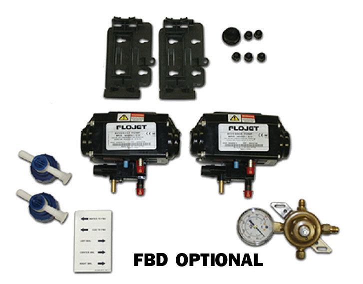 FBD FROZEN 2 BARREL 772 INSTALL KIT