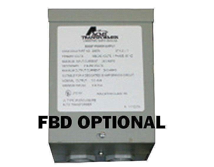 FBD FROZEN BUCK AND BOOST TRANSFORMER, ALL FBD MODELS (REQUIRED)