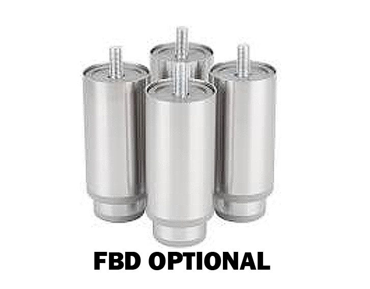 FBD FROZEN DISPENSER LEG KIT (FOR ALL MODELS)