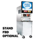 FBD FROZEN 3 BARREL 773 STAINLESS STEEL CABINET STAND