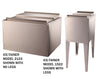 CORNELIUS ICE BINS AND ICE CHESTS WITH OR WITHOUT COLDPLATES