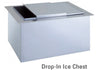 LANCER DROP IN ICE BINS WITH or WITHOUT COLDPLATES