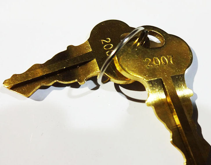 KEY #2007 FOR MOST DISPENSERS (QUANTITY/2)