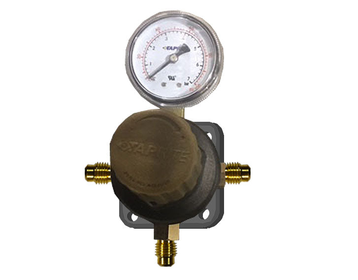 WALL MOUNT LOW PRESSURE SECONDARY REGULATOR