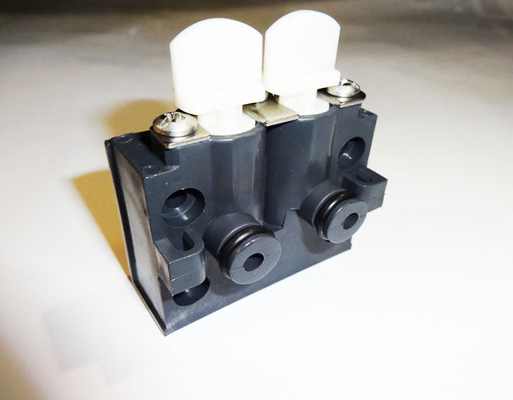 LEV VALVE PART, COMPLETE MOUNTING BLOCK 3.0 & 4.5 VALVE