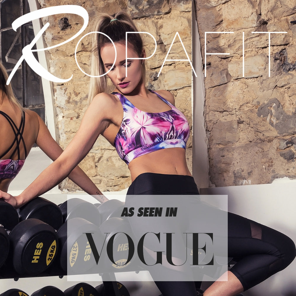Ropafit Graces the Pages of British Vogue