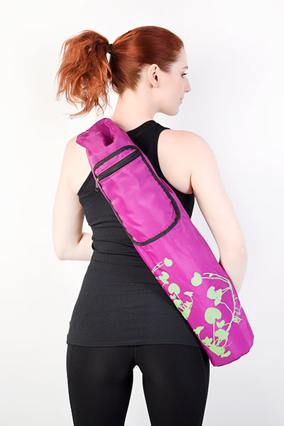 yoga mat bag – gym mats – fitness gear and activewear for women