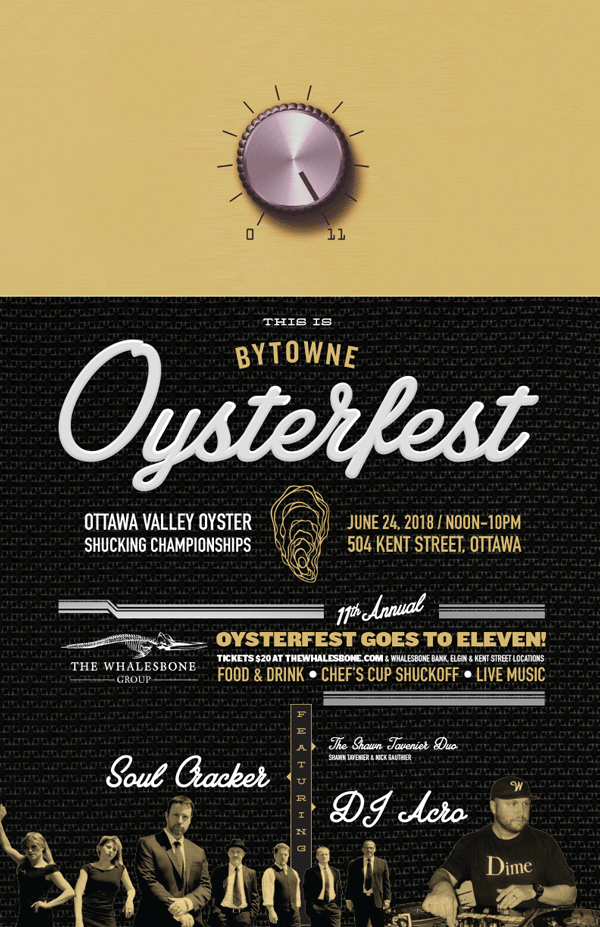 Oysterfest Poster