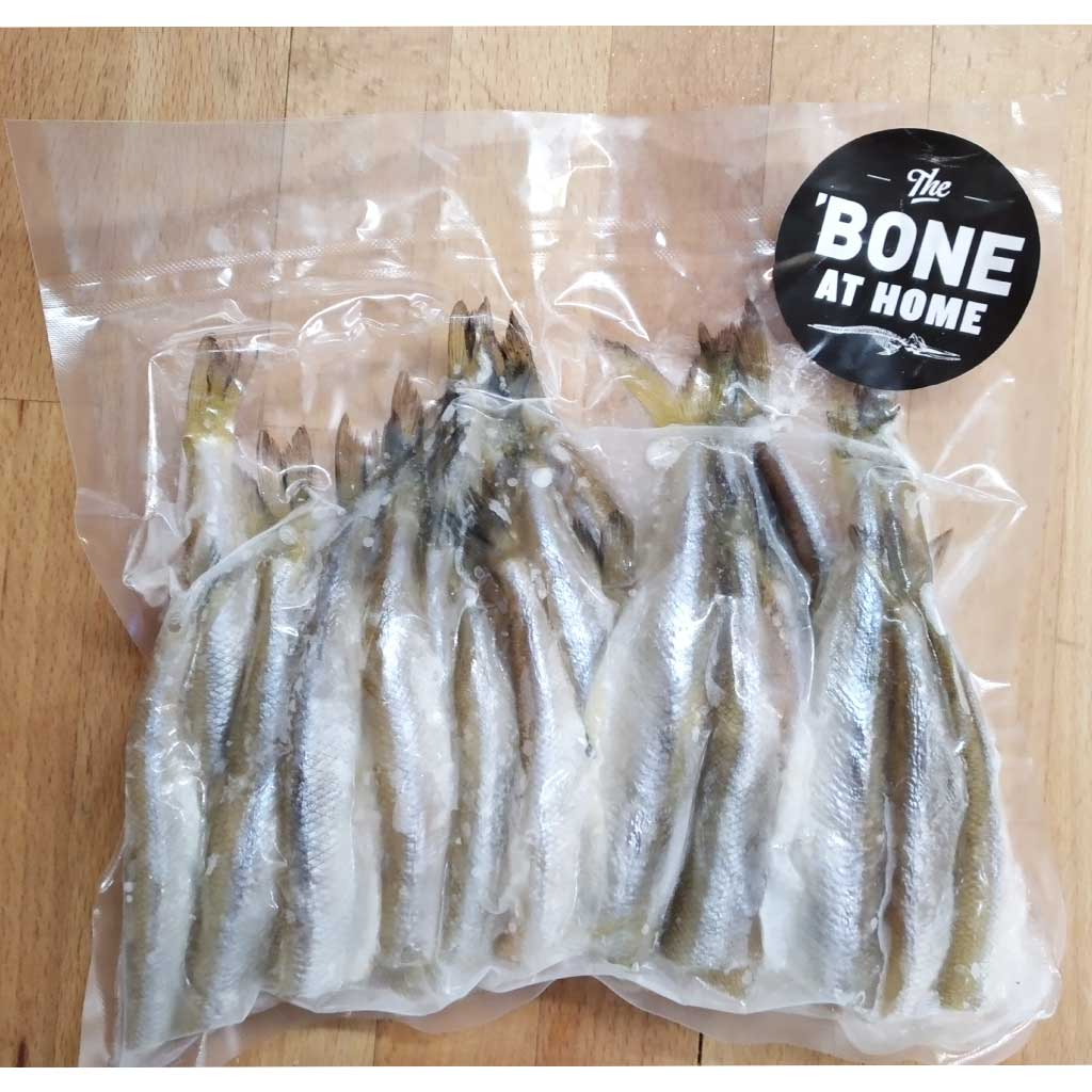 #1 Frozen Smelts
