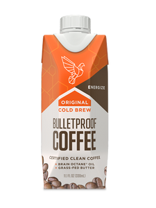 Bulletproof Coffee Cold Brew - 330ml Mocha (expires 1/10/18)