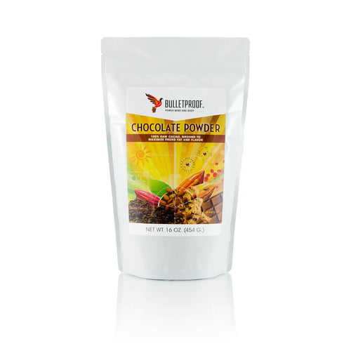 Bulletproof Chocolate Powder 16oz - 450g