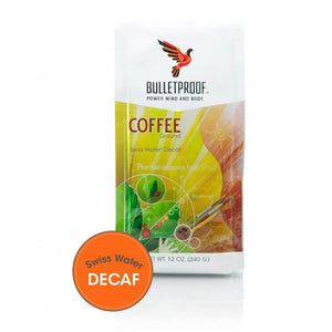 Bulletproof Original Decaf Ground Coffee 12oz / 340g