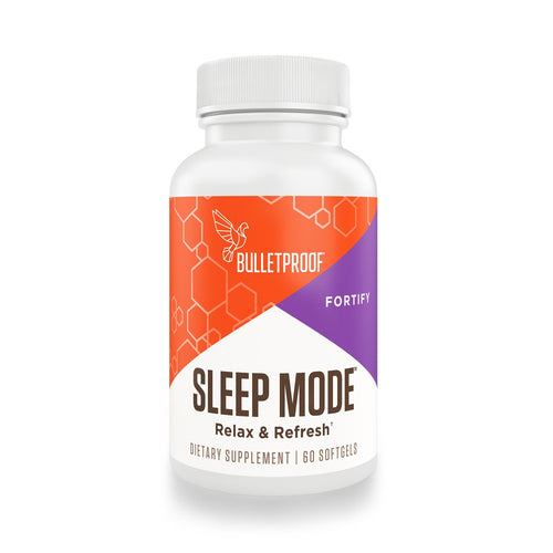 Bulletproof Sleep Mode - 60 capsules