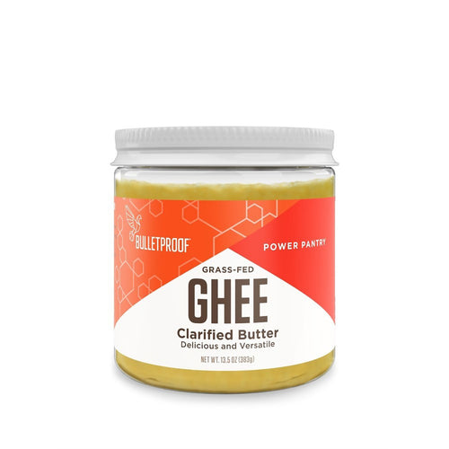 Bulletproof Grass Fed Ghee - 13.5 oz / 383g