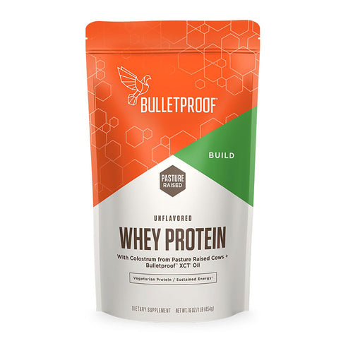 Bulletproof Whey Protein 16 / 454g oz