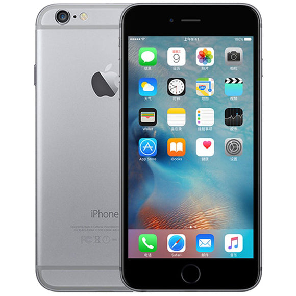 Apple iPhone 6 16/64/128 Go débloqué - reconditionné