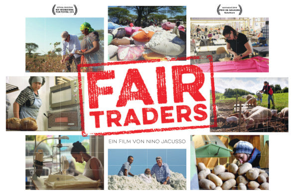 FAIR TRADERS Film-Plakat