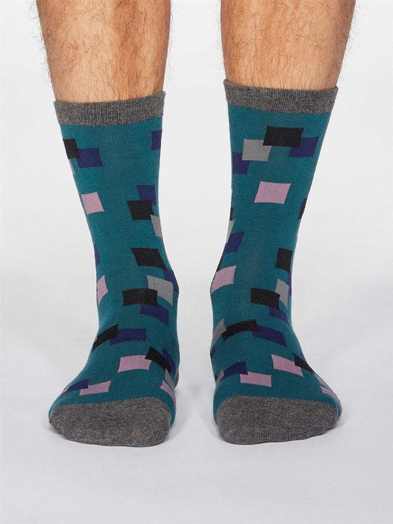 Evan Square Socks