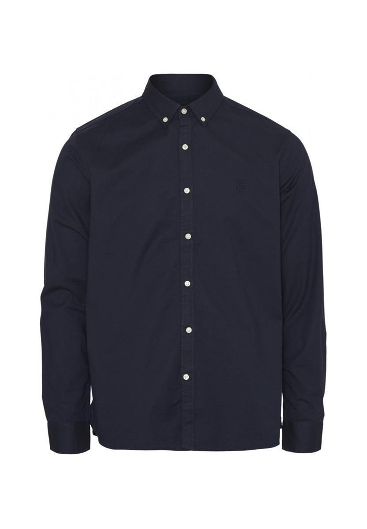 ELDER LS small owl oxford shirt