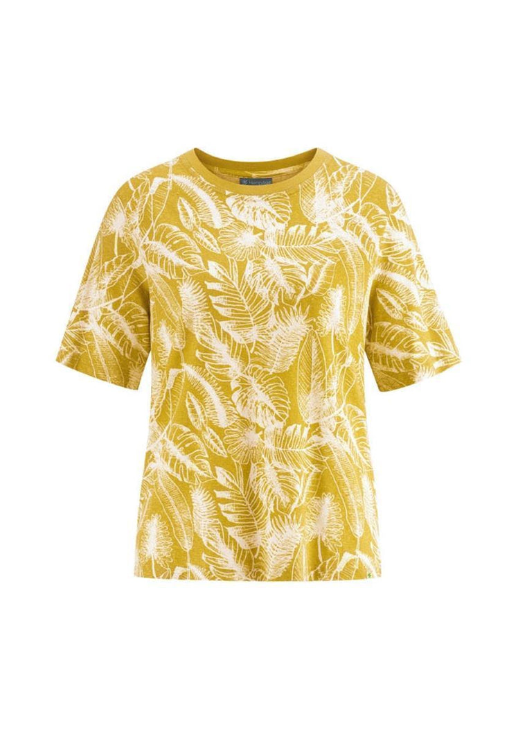 T-Shirt jungle print
