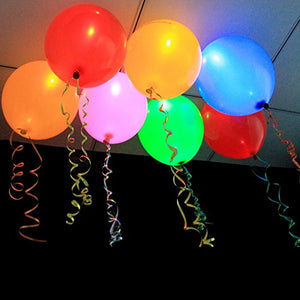 15pcs Bright Light LED Balloons - Gadget Idol