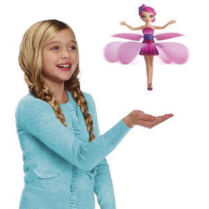 Flying Fairy Doll - Gadget Idol