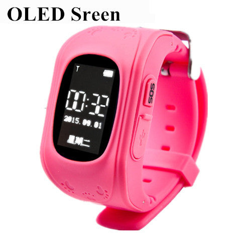 Children's Watch With GPS Tracker - Gadget Idol