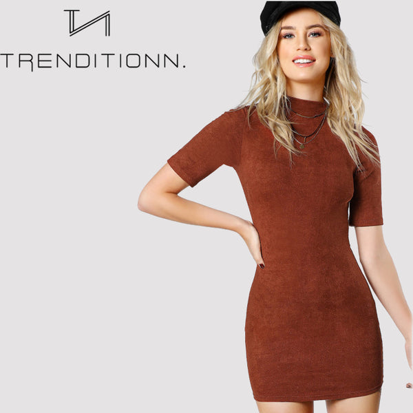 Sexy Slim Ladies Dress