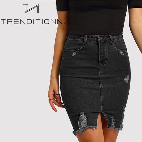 products/Black_Ripped_Denim_Skirt_With_Button_Trendy.jpg