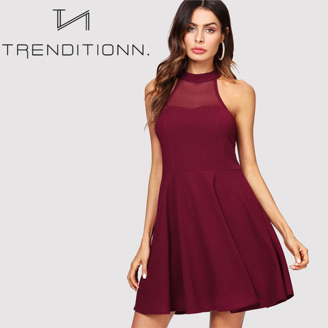 products/Bordeaux_Round_Neck_Sleeve_Less_Dress_3.jpg