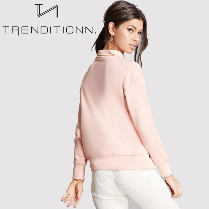 Pink 'Cute' Sweatshirt