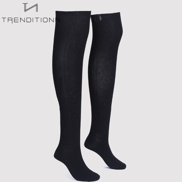 Over-knee winter socks