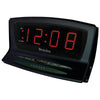 Westclox Instant-set Led Alarm Clock
