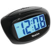 Westclox Large Easy-to-read Lcd Battery Alarm Clock