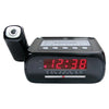 Supersonic Digital Projection Alarm Clock With Am And Fm Radio