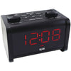 Sxe Bluetooth Speaker Fm Alarm Clock Radio