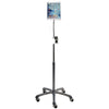 Cta Digital Ipad And Tablet Heavy-duty Security Gooseneck Floor Stand